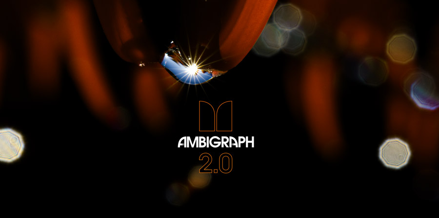 new ambigraph website