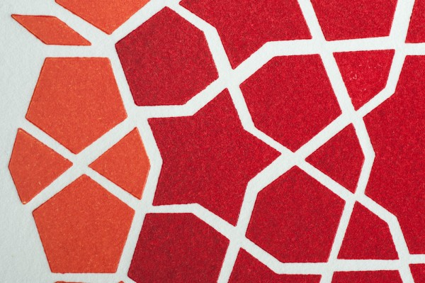 girih-mosaic-orangered-closeup-by-ambigraph