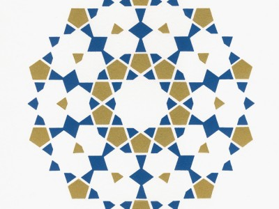 decagram-gold-blue-print-by-ambigraph