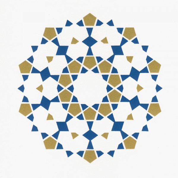 decagram-gold-blue-by-ambigraph