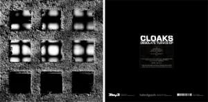 """Cloaks - Desolate Turves 12"""" sleeve"""