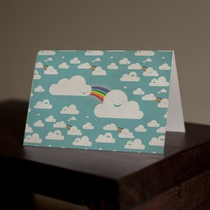 cloud-friends-card-by-ambigraph