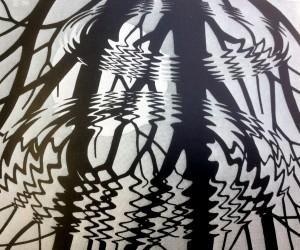 ripple-by mcescher