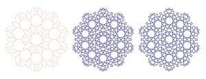 tiling-to-pattern