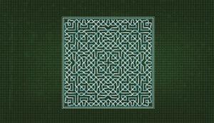 alhambra weave