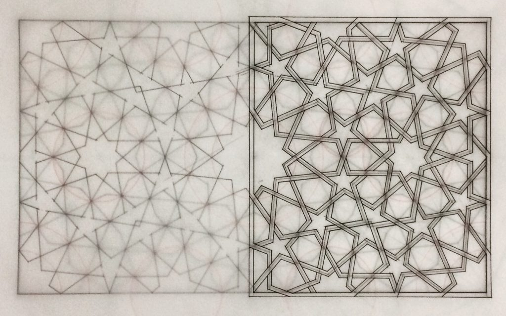 geometry of 9 demo drawing