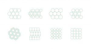 Semi Regular Tilings
