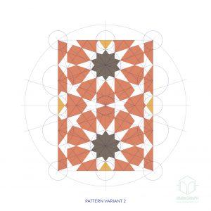 tenfold hexagon repeat R&C-01h