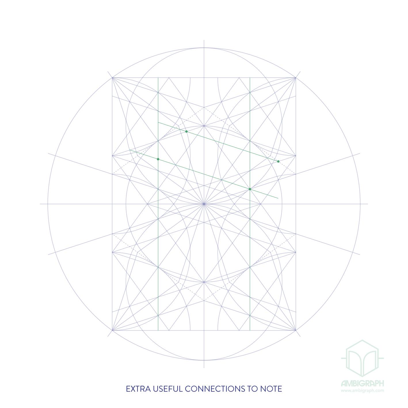 tenfold hexagon repeat R&C-01m