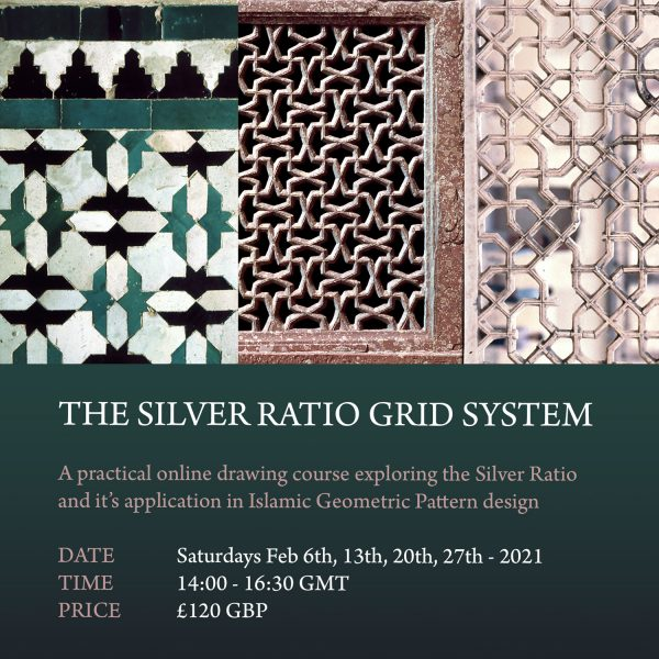 Silver ratio course Jan 2021